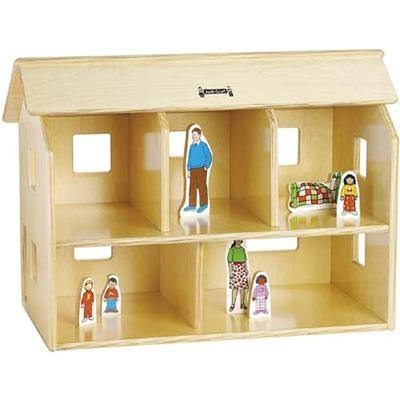 Doll House Jonti-Craft 0731JC Apple School Supply