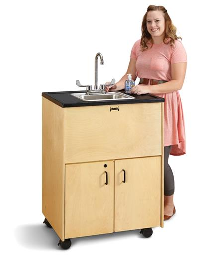 "1373JC 38"" Counter - Stainless Steel Sink"