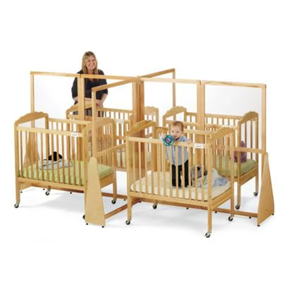Jonti-Craft See-Thru Crib Divider - Quad 1653JC