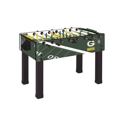 Green Bay Packers Foosball Table, Official NFL Licensed!