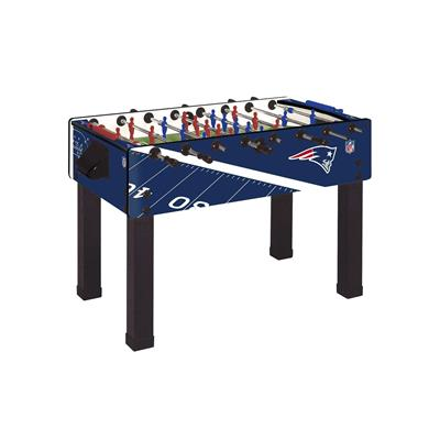 New England Patriots Foosball Table, Official NFL Licensed!