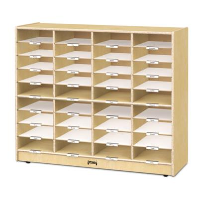 Jonti-Craft Mobile Mailbox Organizer - 4141JC