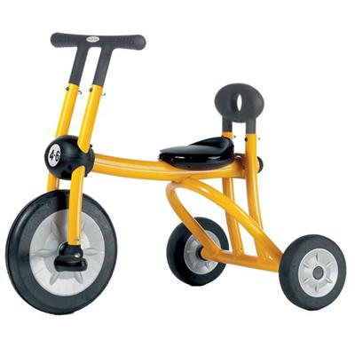 ItalTrike Yellow Pilot Large Tricycle 300-14