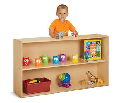 Young Time Straight Shelf Storage - 7025YT