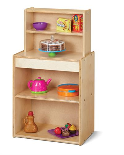 Young Time Play Kitchen Cupboard - 7081YT