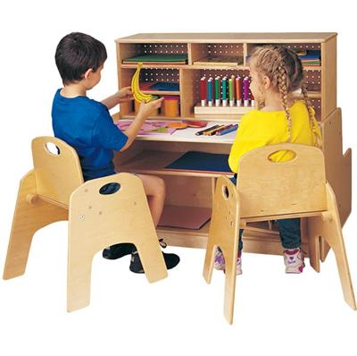 9524JC SCRIPT-n-SKILLS STATION - MINI - Jonti-Craft - 9524JC