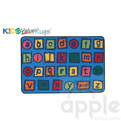 Alphabet Blocks - Carpets for Kids