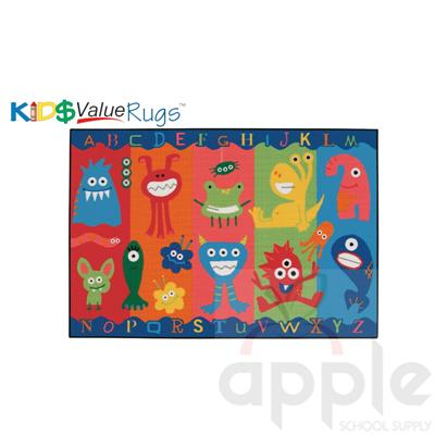 Alphabet Monsters - Carpets for Kids - Free Shipping