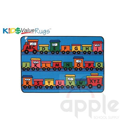 Alphabet Train - Carpets for Kids - Free Shipping