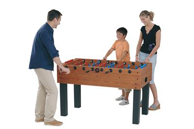 Garlando F-100 Foosball Table - 26-7955