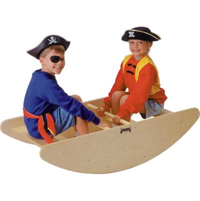 Jonti-Craft Step Rocking Boat - 0250JC