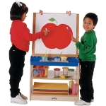 2 Station Easel - Jonti-Craft 0289JC