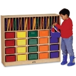 Jonti-Craft 0417JC Classroom Organizer - Jonti-Craft