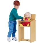 DOLL HIGH CHAIR - Jonti-Craft 0495JC