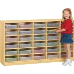 30 PAPER-TRAY STORAGE / CUBBIE - Jonti-Craft 0930JC