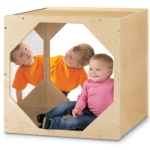 Jonti-Craft 6195JC REFLECTING CUBE