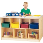 Mobile Storage Island - Twin -Jonti-Craft 6950JC