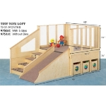 Tiny Tots Loft - Jonti Craft 9750JC