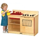 Jonti-Craft 0672JC CLASSIC INFANT TODDLER KITCHEN