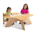 Jonti-Craft 5774JC BLOSSOM TABLE by Jonti-Craft