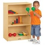 Small Single Storage Unit 0450JC Apple School Supply