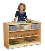 Jonti-Craft STEM Combo Mobile Storage Unit - 07290JCMG