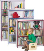 BOOK CASES - 3 SHELVES 48