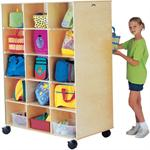 3915JC BIG TWIN STORAGE CABINET - Jonti-Craft 3915JC