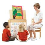 Young Time Big Book Easel, Book Display 7094YT441