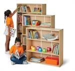 Young Time Adjustable Shelf Bookcases