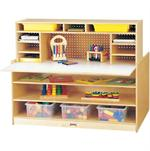9525JC SCRIPT-n-SKILLS STATION - MAXI - Jonti-Craft - 9525JC