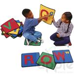 Alphabet Squares - Carpets For Kids - Free Shipping!