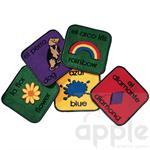 Bilingual Carpet Squares (18 Squares) Carpets for Kids