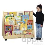 ECR4Kids Double-Sided Book Display ELR-0335