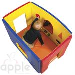 ECR4Kids Softzone Discovery Play Cube  ELR-12626