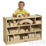 ECR4Kids Medium Block Storage Cart ELR-17201