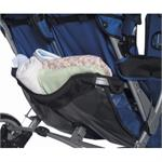 Foundations LX4 4-Passenger Stroller 4140037 storage