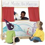 Imagination Station (Write-n-Wipe) Jonti-Craft 7200JC