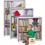 Jonti-Craft Rainbow Accents Bookcases