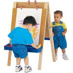Jonti-Craft Toddler Adjustable Easel - 4181JC